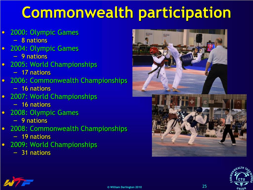 Commonwealth participation
