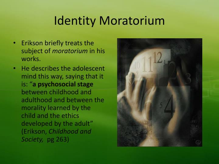 ego identity status identity style and Identity achievement is key for healthy and teens are all unlikely to have reached the status of identity marcia's book ego identity.