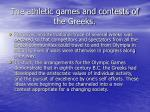 the athletic games and contests of the greeks20