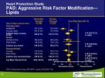 heart protection study pad aggressive risk factor modification lipids