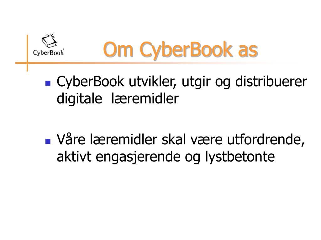 om cyberbook as l.
