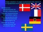 anden reduktion vi valgte et enkelt land stat nation til at repr sentere hvert af de fire regimer