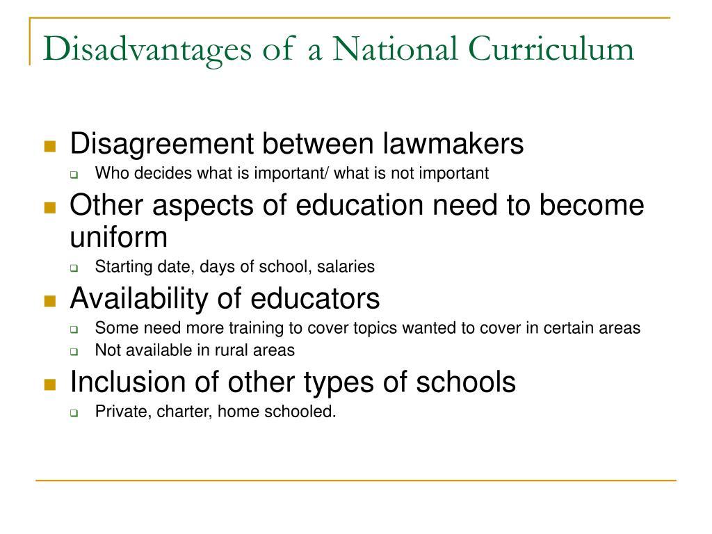 PPT - National Curriculum PowerPoint Presentation - ID:183931