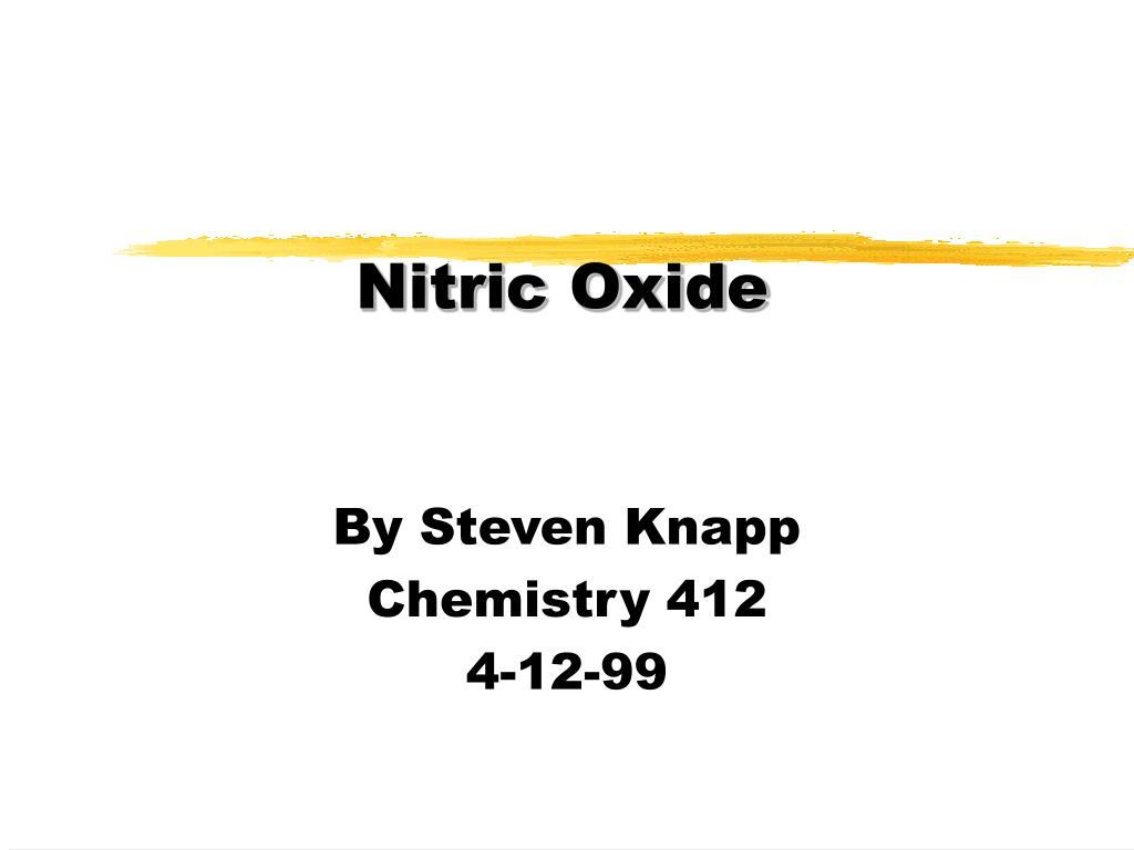 nitric oxide l.