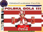 globalized localization coca cola