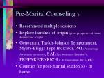 pre marital counseling 2