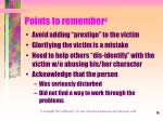 points to remember 4