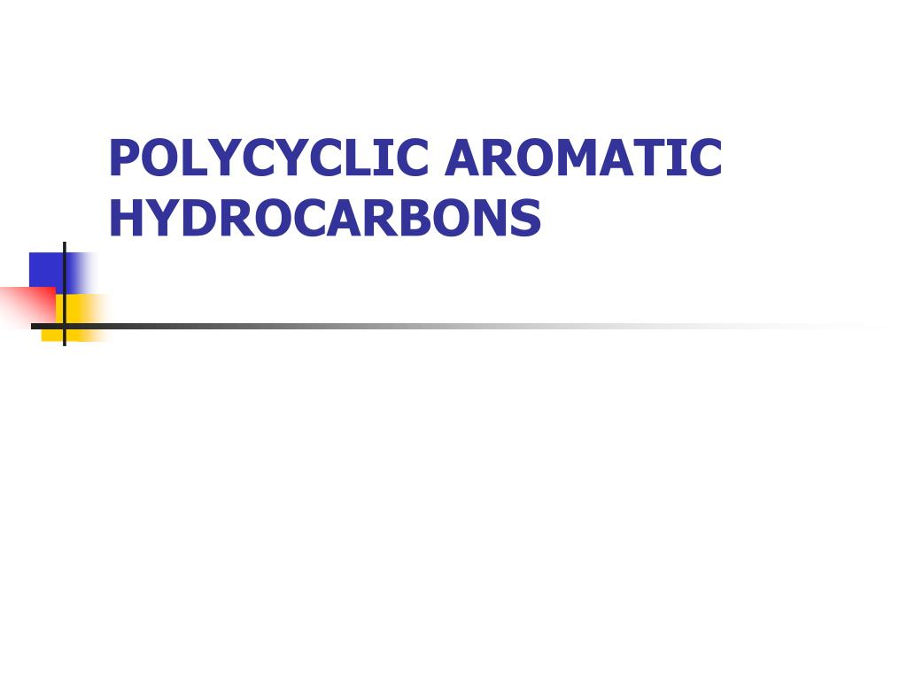 polycyclic aromatic hydrocarbons l.