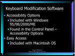 keyboard modification software