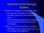diseases of the nervous system60
