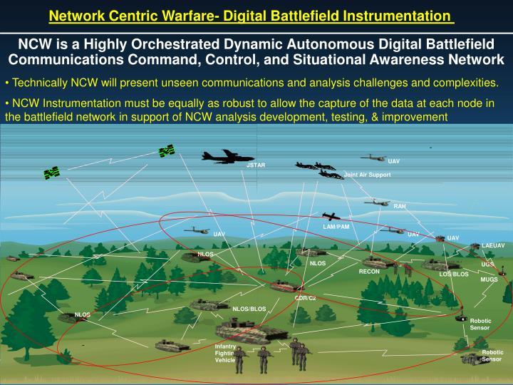 ppt - network centric warfare