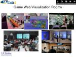 game web visualization rooms