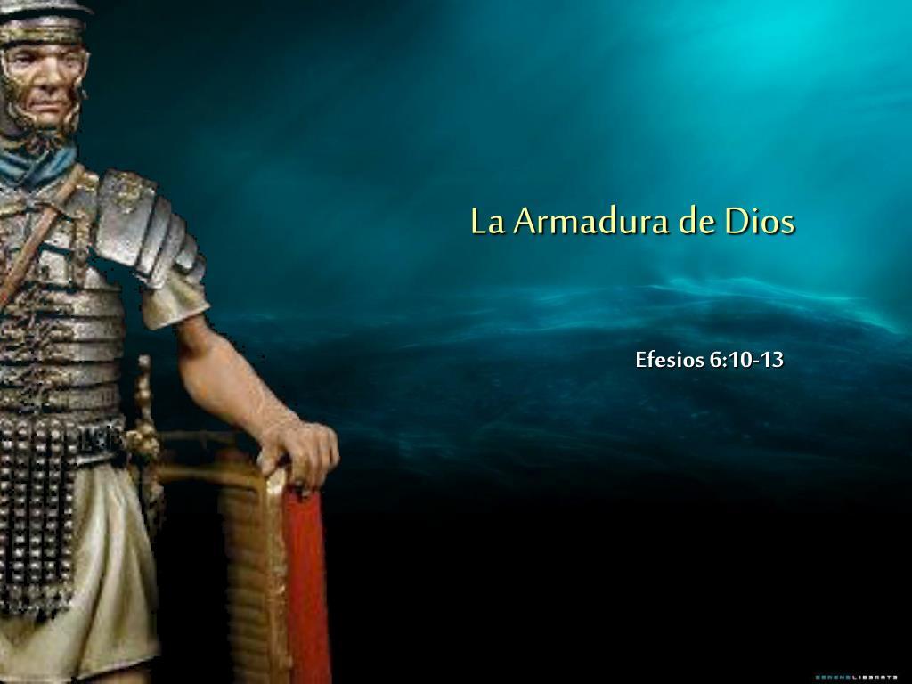 la armadura de dios l.