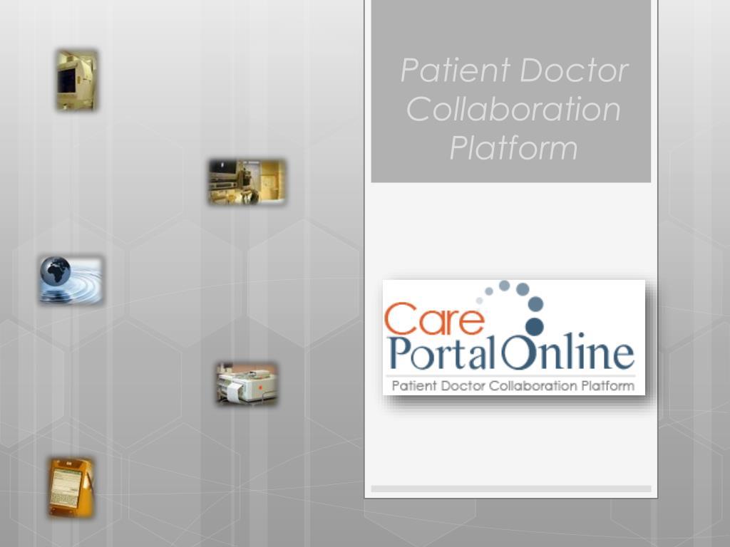 patient doctor collaboration platform l.