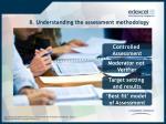 8 understanding the assessment methodology