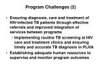 program challenges 2