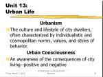 unit 13 urban life8