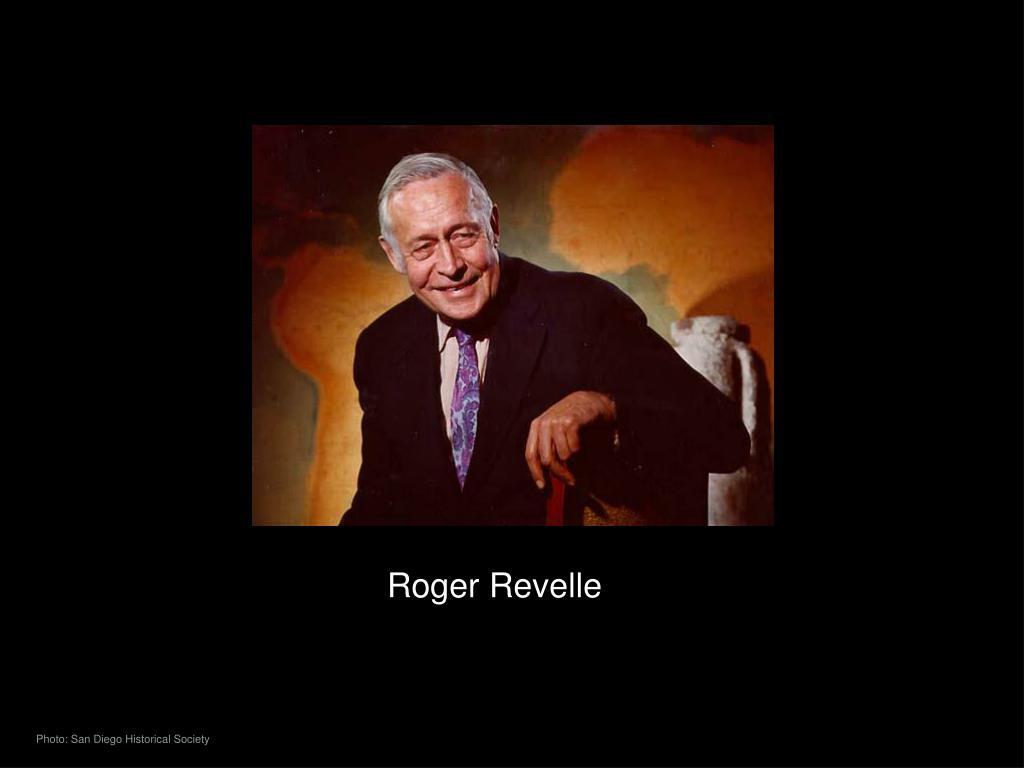 Roger Revelle