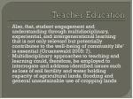 teacher education15