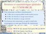 structure et caract ristiques g n rales de l unimarc b1