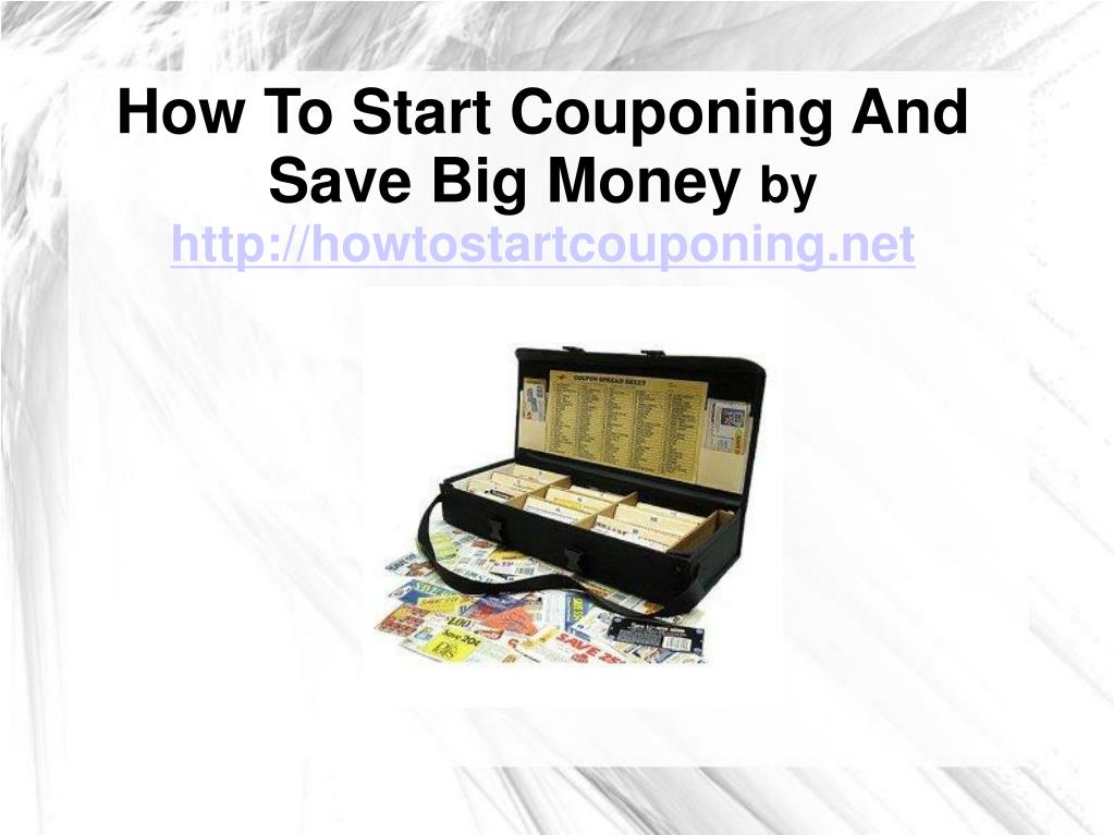 how to start couponing and save big money by http howtostartcouponing net l.