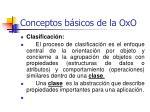 conceptos b sicos de la oxo18