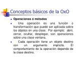conceptos b sicos de la oxo31