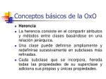 conceptos b sicos de la oxo43