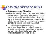 conceptos b sicos de la oxo50