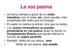 la voz pasiva41