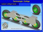 technologie coll ge40
