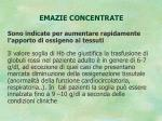 emazie concentrate