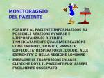 monitoraggio del paziente58