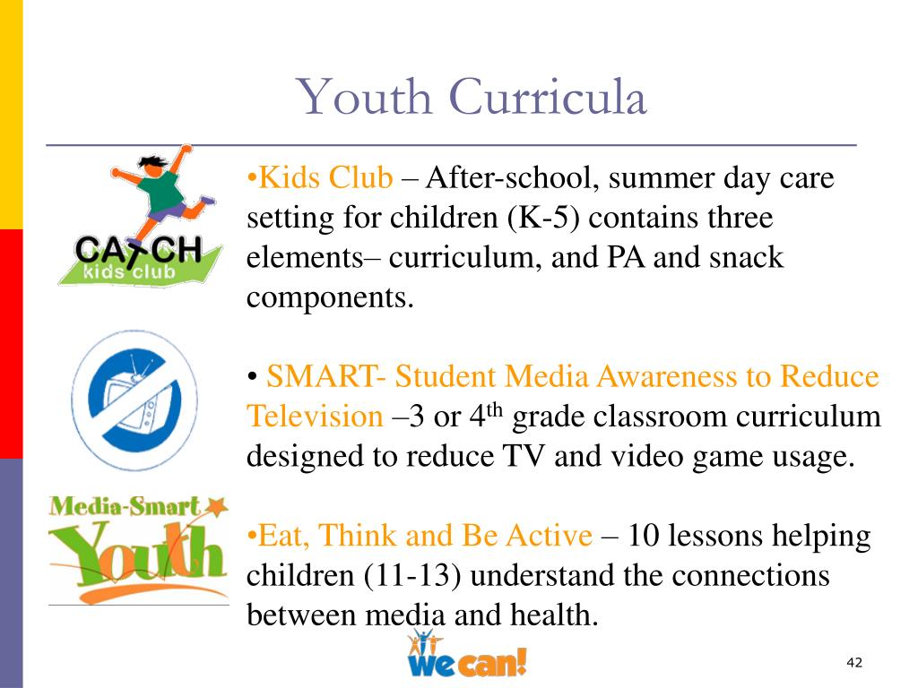 Youth Curricula