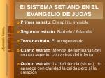 el sistema setiano en el evangelio de judas
