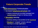 future corporate trends20