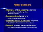 older learners35