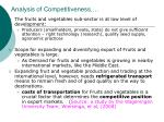analysis of competitiveness26