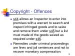 copyright offences50