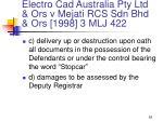electro cad australia pty ltd ors v mejati rcs sdn bhd ors 1998 3 mlj 42262