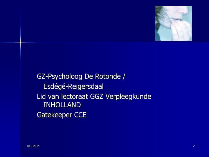 GZ-Psycholoog