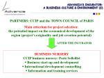 advancia s incubator a business culture environment 2