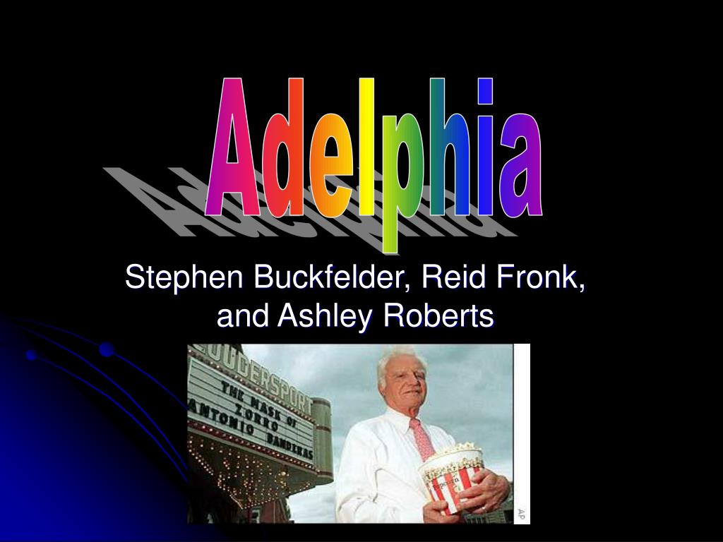 stephen buckfelder reid fronk and ashley roberts l.