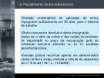 ii procedimento contra ordenacional128