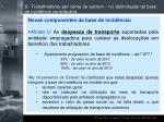 ii trabalhadores por conta de outrem iv delimita o da base de incid ncia contributiva41