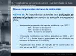 ii trabalhadores por conta de outrem iv delimita o da base de incid ncia contributiva44
