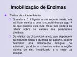 imobiliza o de enzimas34