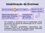 imobiliza o de enzimas50