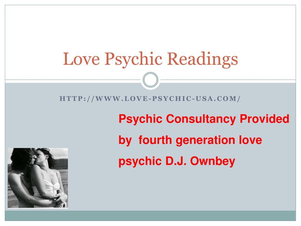 love psychic readings l.