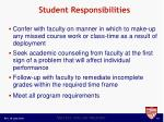 student responsibilities10